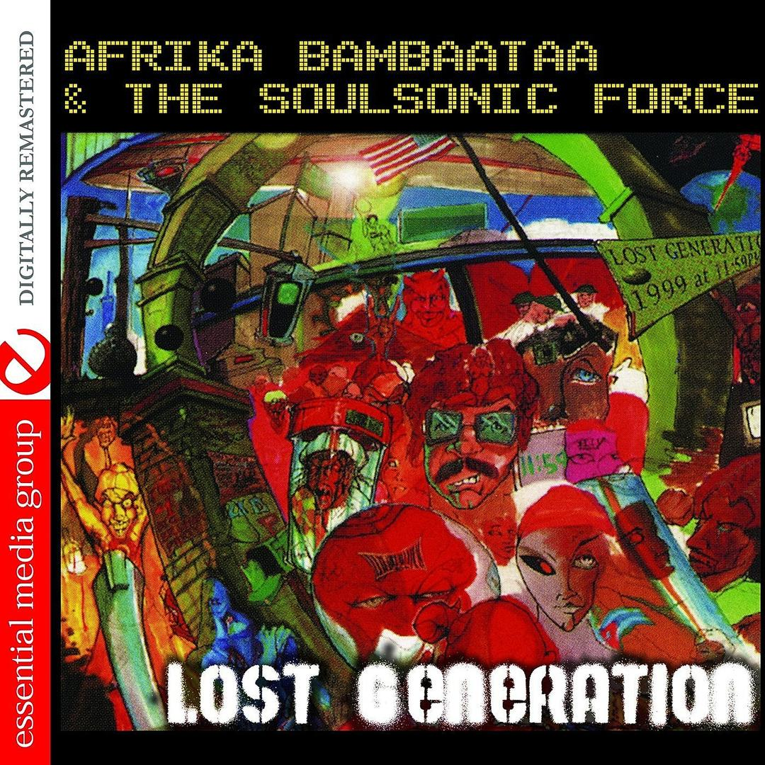 That's Not Right by Afrika Bambaataa & The Soul Sonic Force