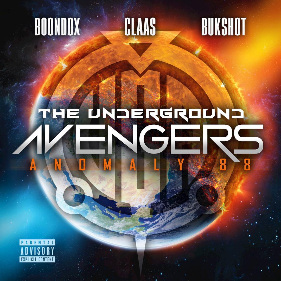 Thanos (feat  Tech N9ne, Twiztid, Rittz, Jelly Roll, Krizz