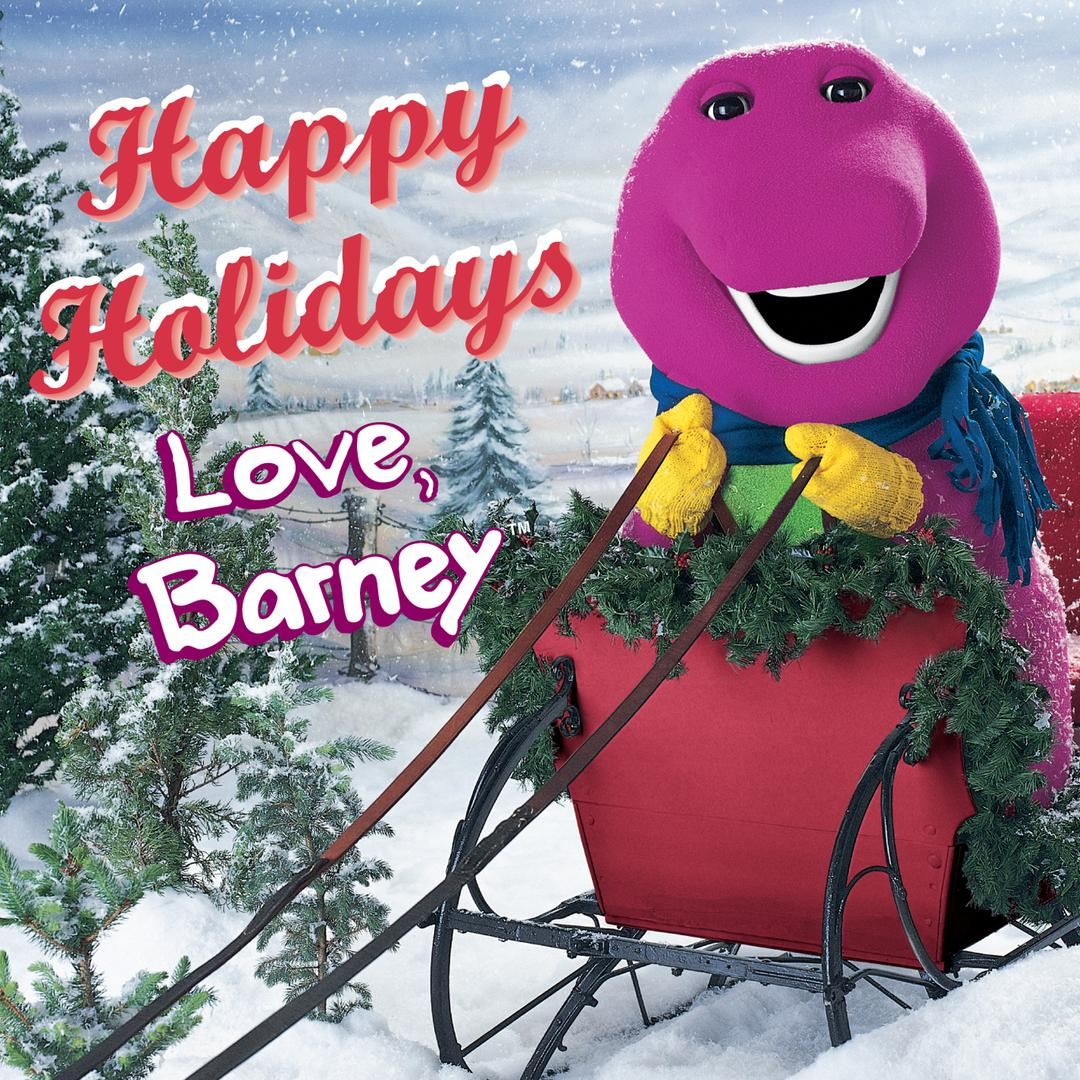 I Love You by Barney (Holiday) - Pandora