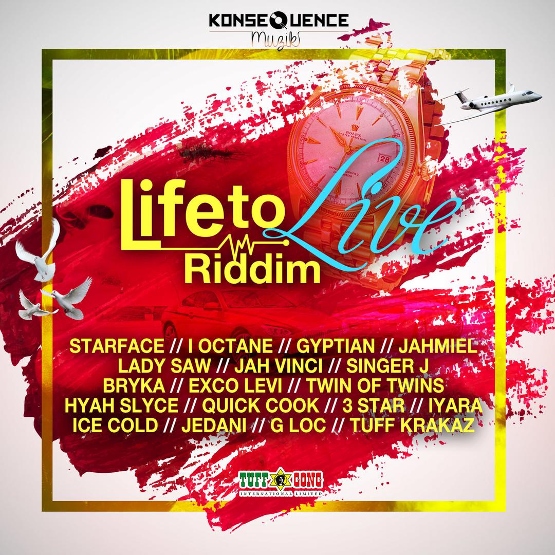 Life to Live Riddim Instrumental by Konsequence - Pandora