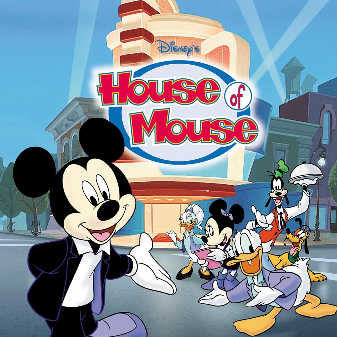 Mortimer Mouse By Minnie Mouse Daisy Duck Clarabelle Cow
