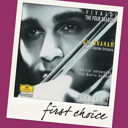 Listen to Gil Shaham & Orpheus Chamber Orchestra   Pandora
